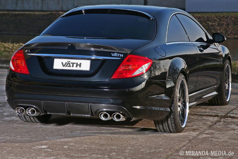 VÄTH CL 500 Mercedes Daimler