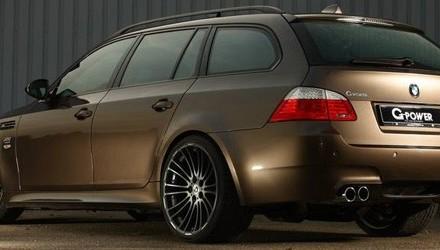 G-POWER M5 Hurricane RS (BMW M5 Touring)