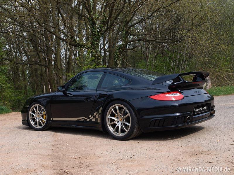 Porsche 911 GT2 Typ 997 von mcchip-dkr/Kubatech
