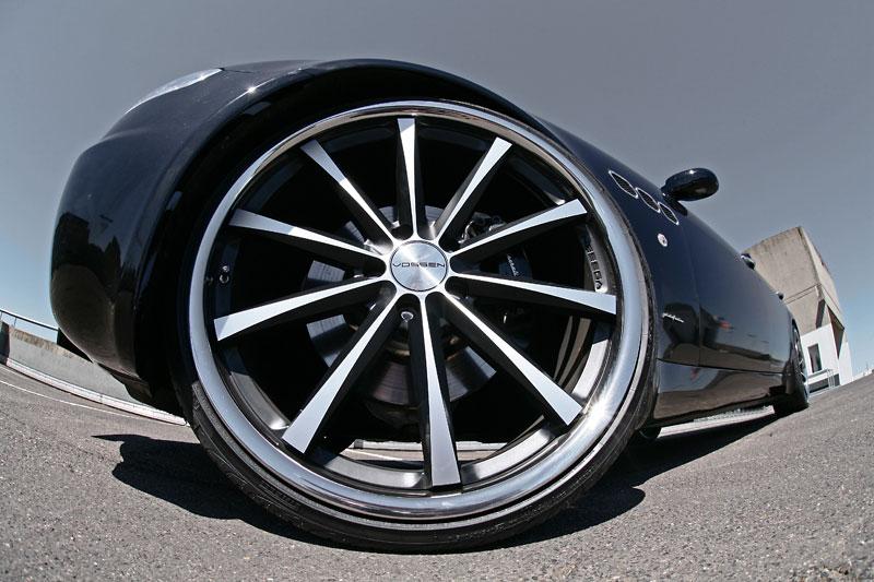Maserati Quattroporte V von MR Car Design