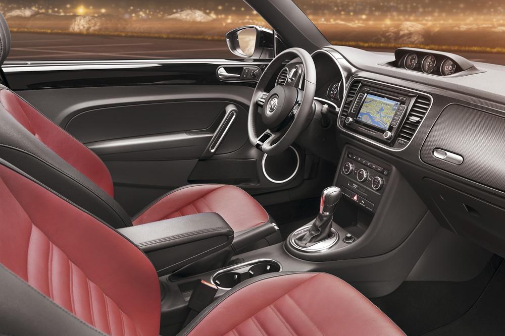 VW Volkswagen Beetle 2011