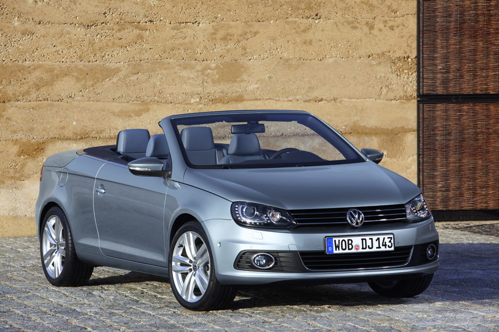 vw eos die alternative zum golf cabriolet tuning. Black Bedroom Furniture Sets. Home Design Ideas