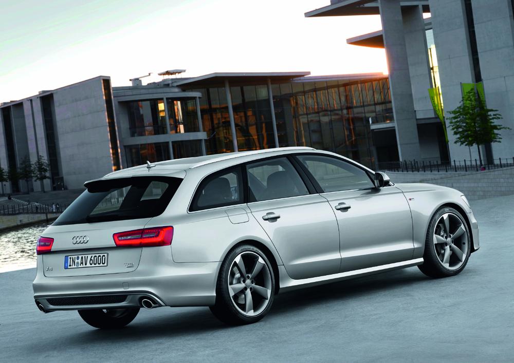 Audi a6 avant c7 der platzhirsch kommt noch im for Audi a6 avant interieur