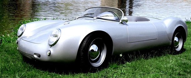 Porsche 550 Spyder als Kit Car auf Kafer-Basis: Alleskonner VW ...