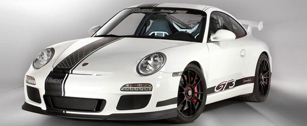 Porsche 911 Gt3 Typ 997 Individuelle Veredelung Durch