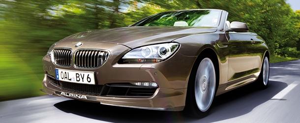 BMW ALPINA B6 BiTurbo