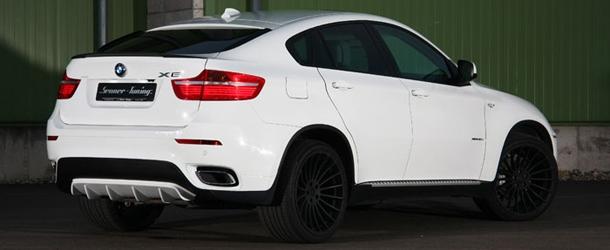 BMW X6 40d xDRIVE von Senner Tuning