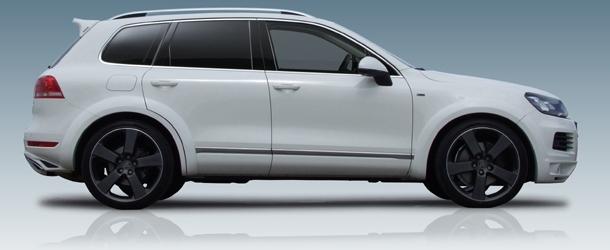 VW Touareg II Hybrid von JE DESIGN