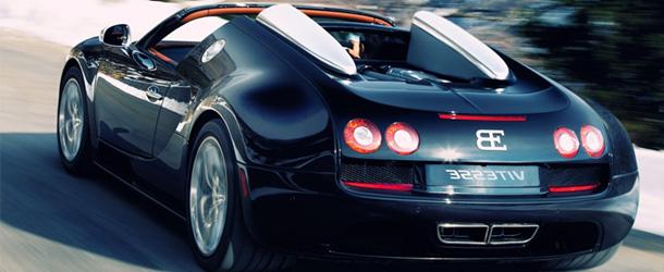 bugatti veyron 16 4 grand sport vitesse ein echter roadster mit ps tuning. Black Bedroom Furniture Sets. Home Design Ideas