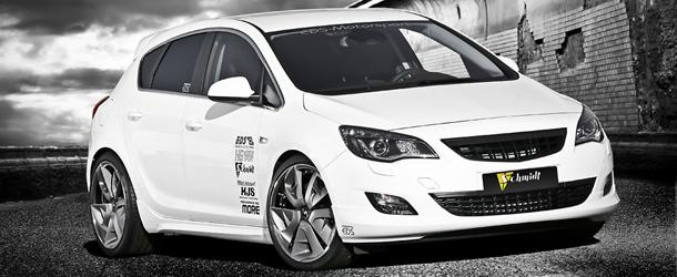 Opel Astra J Turbo von EDS Fahrzeugtechnik