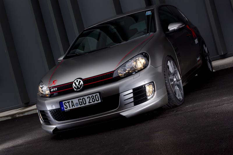 vw golf 6 gti leistungsupdate in der akrapovic edition. Black Bedroom Furniture Sets. Home Design Ideas