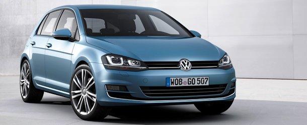 VW Golf 7 2012