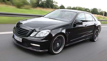 VÄTH E500 BiTurbo (auf Basis Mercedes E500 W212)