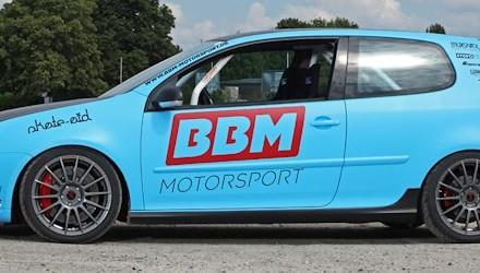 Der Golf 5 GTI von BBM Motorsport