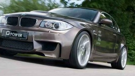 G-POWER G1 V8 Hurricane RS (BMW 1er M Coupé E82)