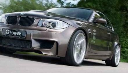 G-POWER G1 V8 Hurricane RS (BMW 1er M Coupé E82)