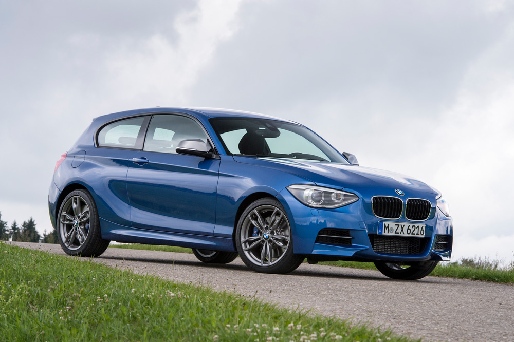 bmw m135i xdrive f20 neues spa gef hrt mit. Black Bedroom Furniture Sets. Home Design Ideas