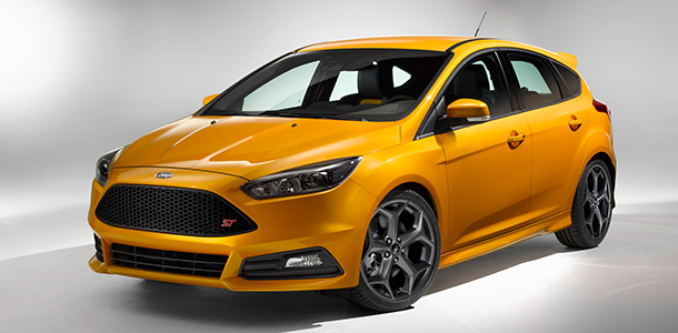ford focus st 2014 aufgefrischter sportgarant mit 250 ps. Black Bedroom Furniture Sets. Home Design Ideas
