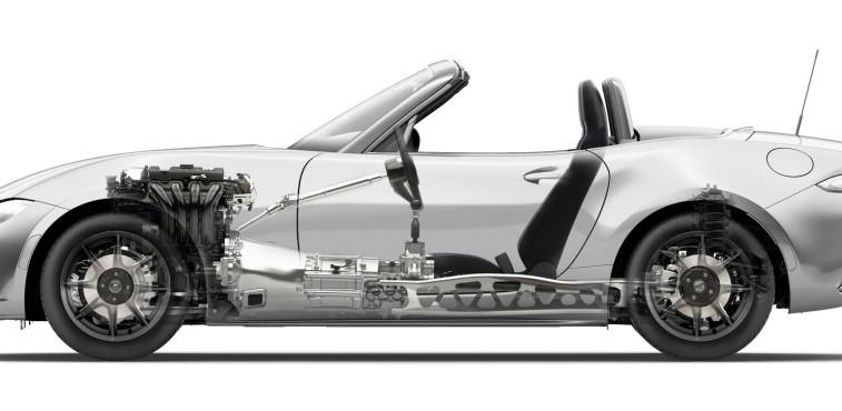 Gekonnte Balance: Der Mazda MX-5 wird noch agiler