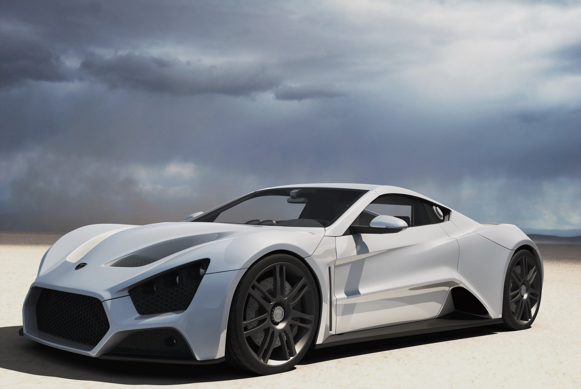 zenvo st1 d nischer mittelmotor sportler auf ps tuning. Black Bedroom Furniture Sets. Home Design Ideas