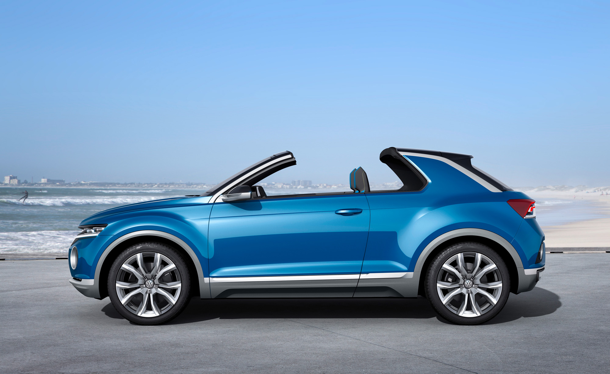 vw t roc cabrio suv mit 184 tdi ps f r 2016. Black Bedroom Furniture Sets. Home Design Ideas