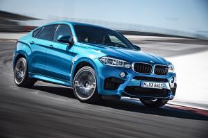 Ein Meister des Vortriebs: Der BMW X6 M kommt in nur 4,2 Sekunden auf Tempo 100