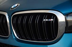 BMW X6 M: Der Name ist Programm und wird nicht versteckt