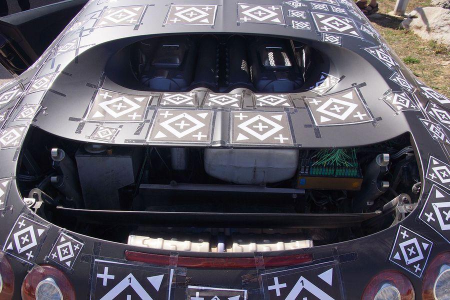 Noch alles offen: Beim Bugatti Chiron steckt man derzeit mitten in den Erlkönig-Tests