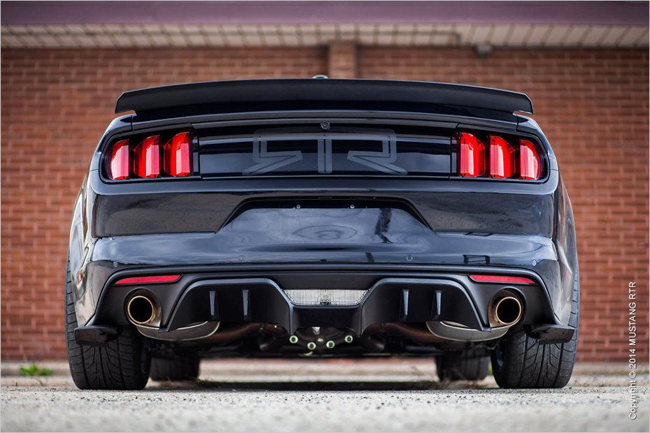 Noch mehr V8-Gebrüll: Der Ford Mustang VI RTR bekommt eine neue Abgasanlage