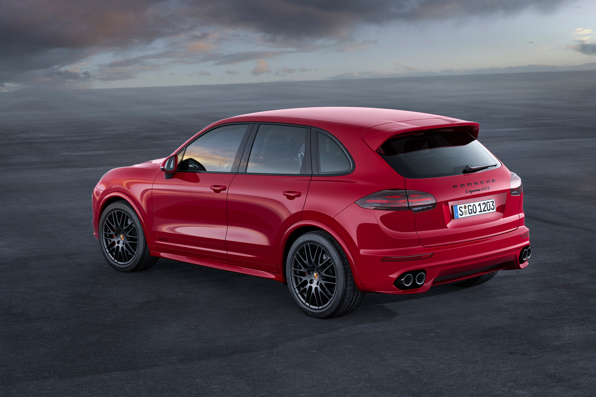 porsche cayenne ii gts facelift 440 ps mit pfiff. Black Bedroom Furniture Sets. Home Design Ideas