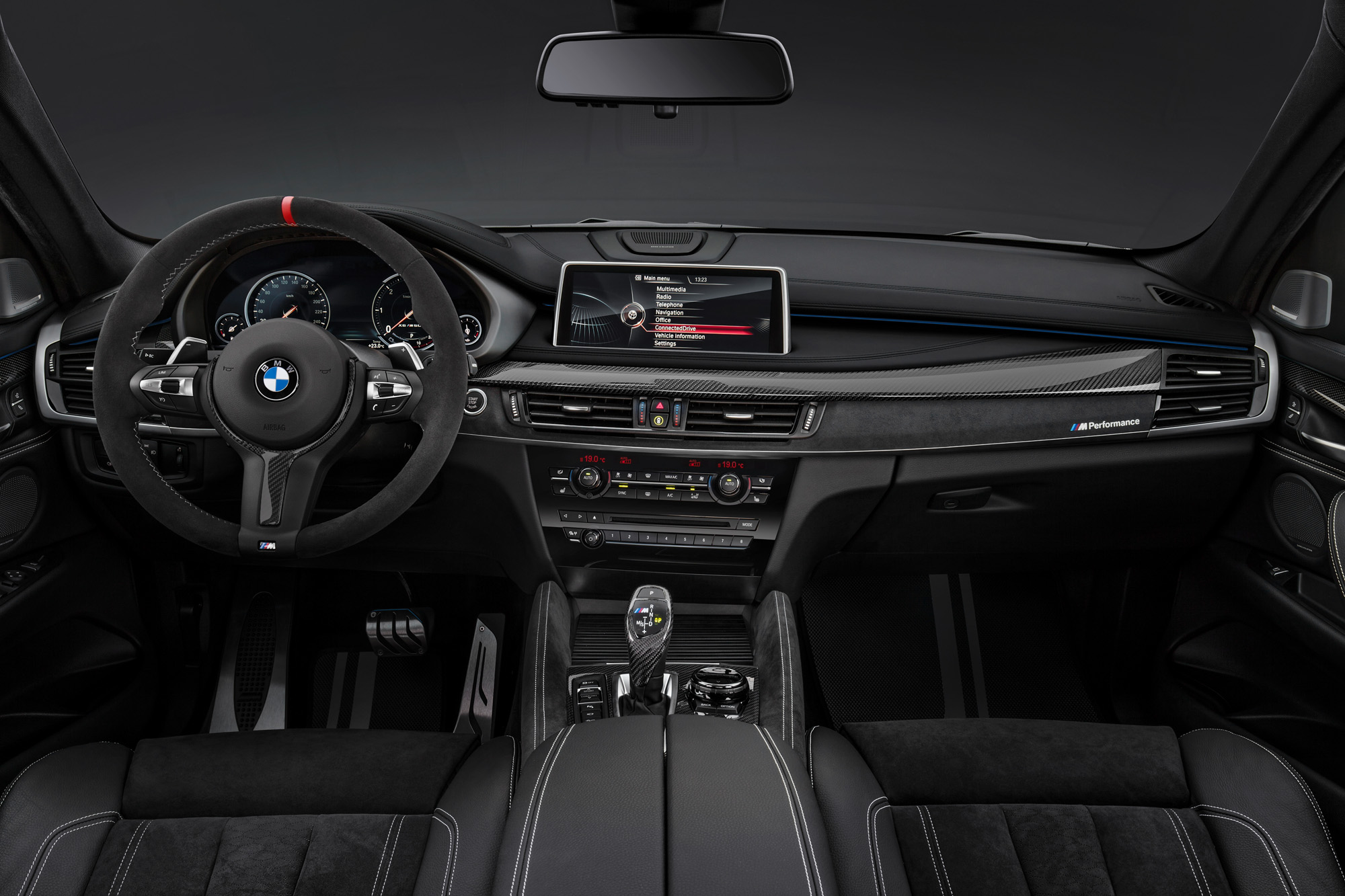BMW X6 M Performance Parts: Tuning für den F16