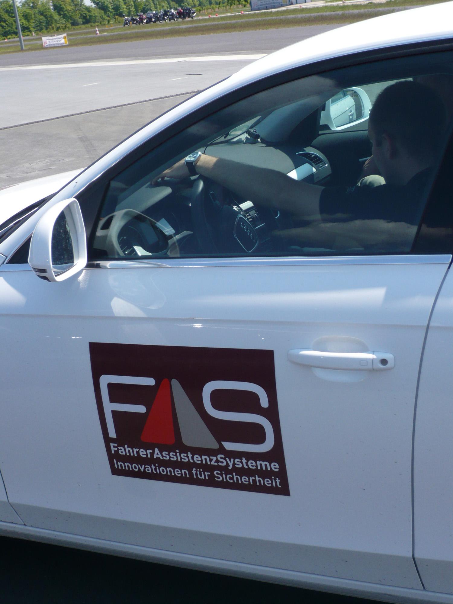 Auch Hersteller Audi setzt seit einiger Zeit auf die Fahrerassistenzsysteme