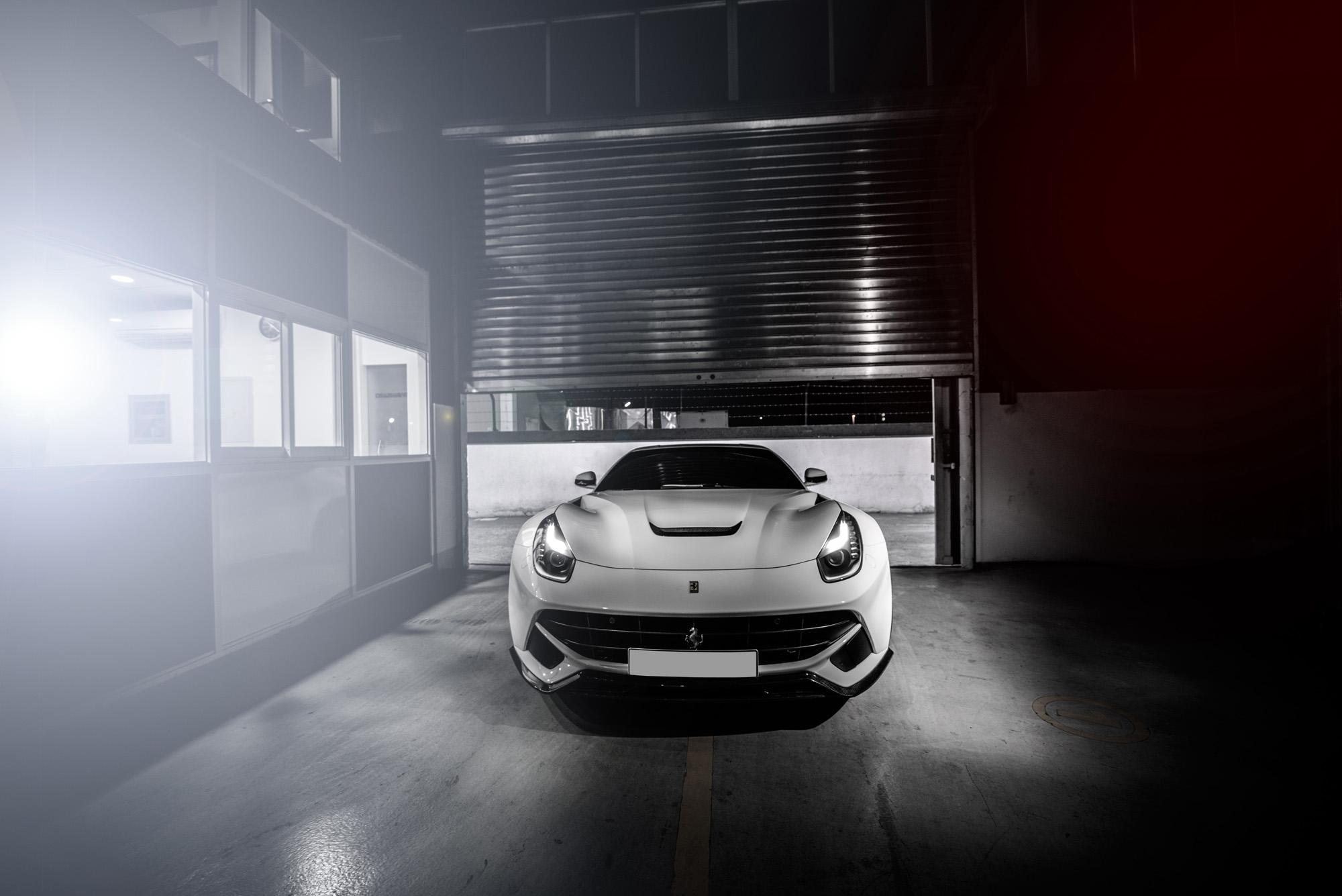 Ferrari F12 Berlinetta vorn