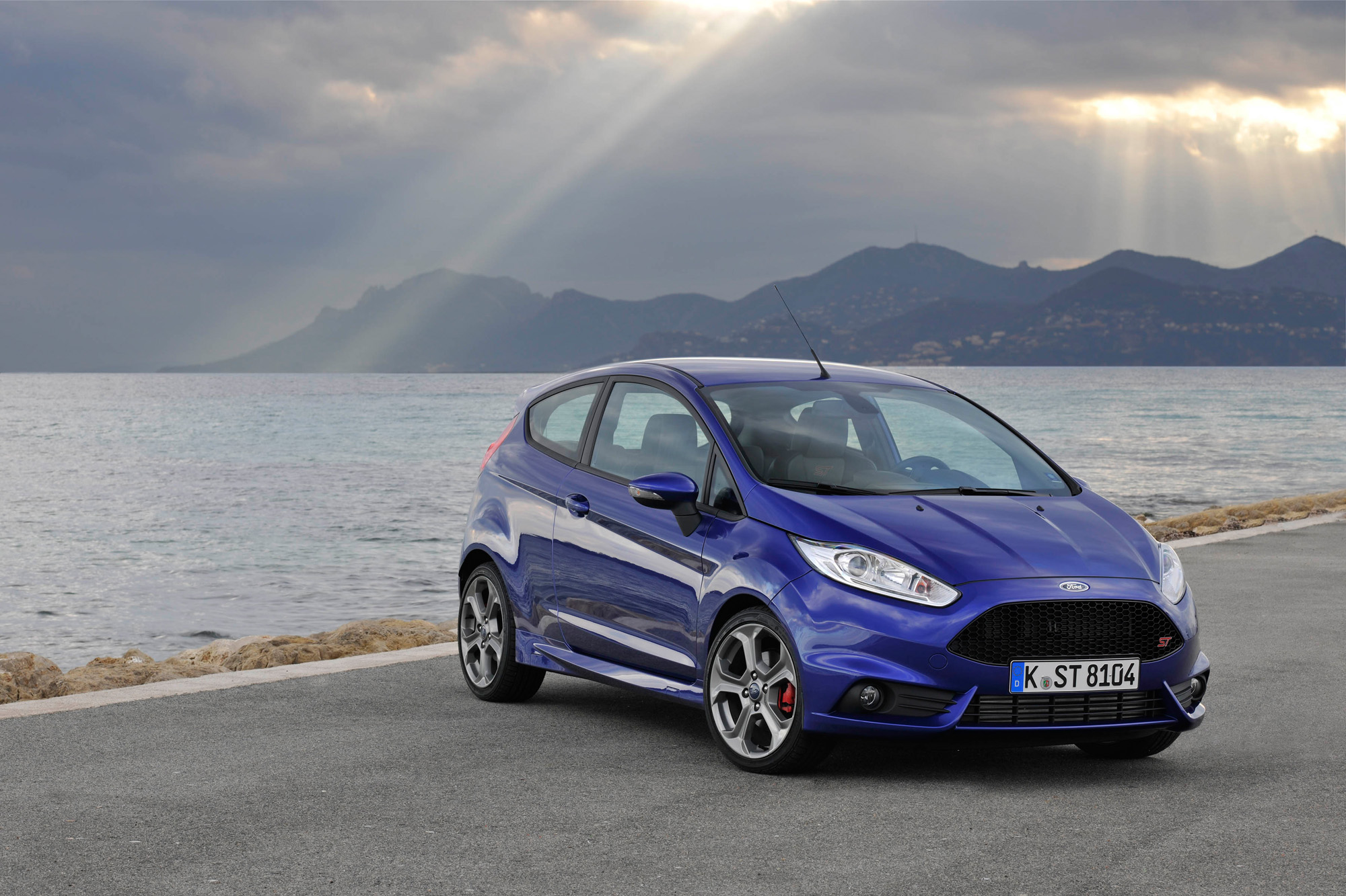 Ford Delivers Fastest and Most Dynamic Fiesta ST