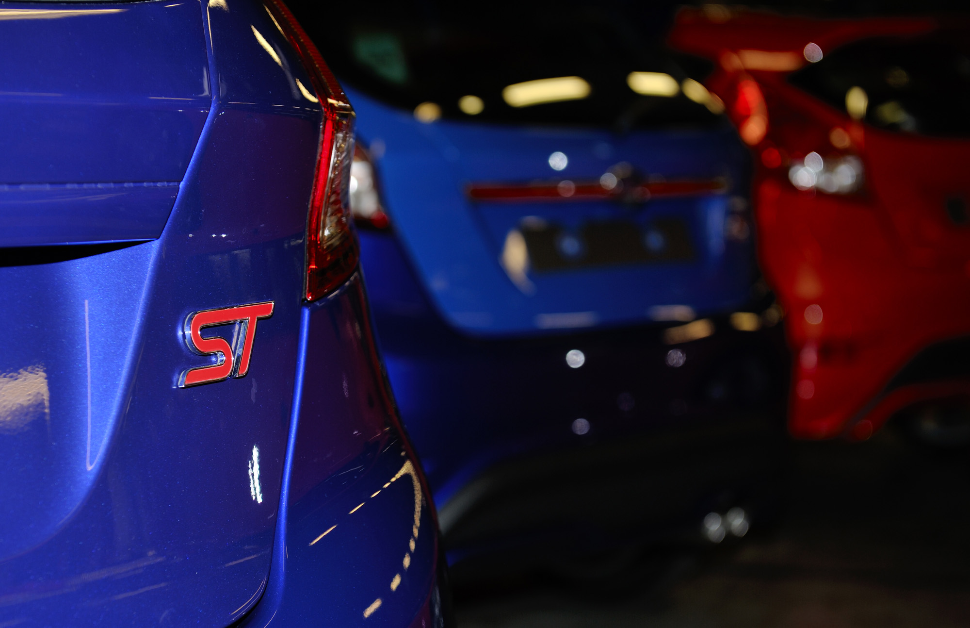 Ford Begins Production of Fastest-Ever Fiesta; Sub-7 Second New
