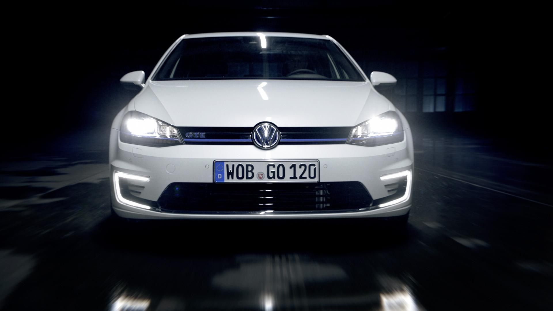Das neue Schnell  Volkswagen startet Werbekampagne fuer Golf GTE