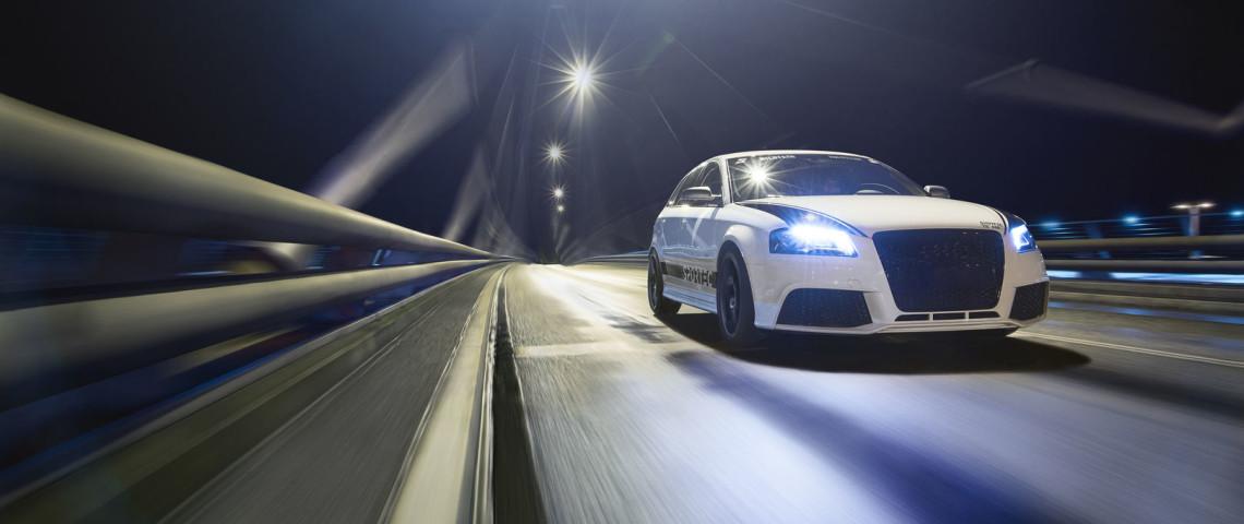 Optische Gelassenheit, technische Überlegenheit: Das Konzept des SPORTEC RS 550 ist teuer, aber stimmig.