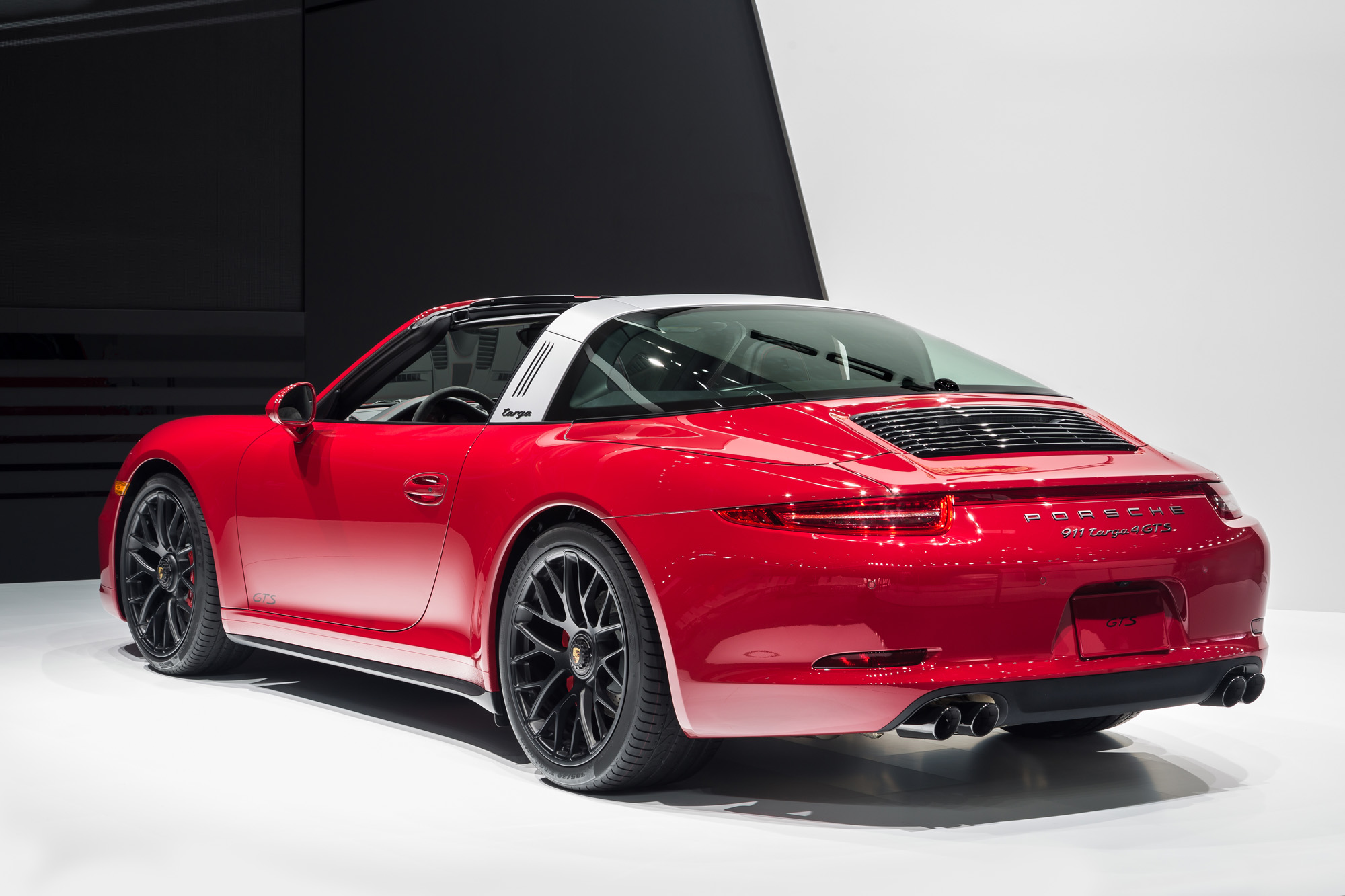 Porsche 911 Targa 4 Gts 991 Der Klassiker Bekommt 430 Ps