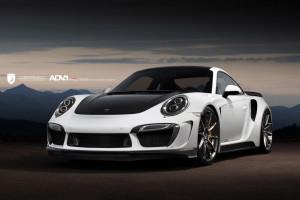 Porsche 911 Stinger GTR Bug