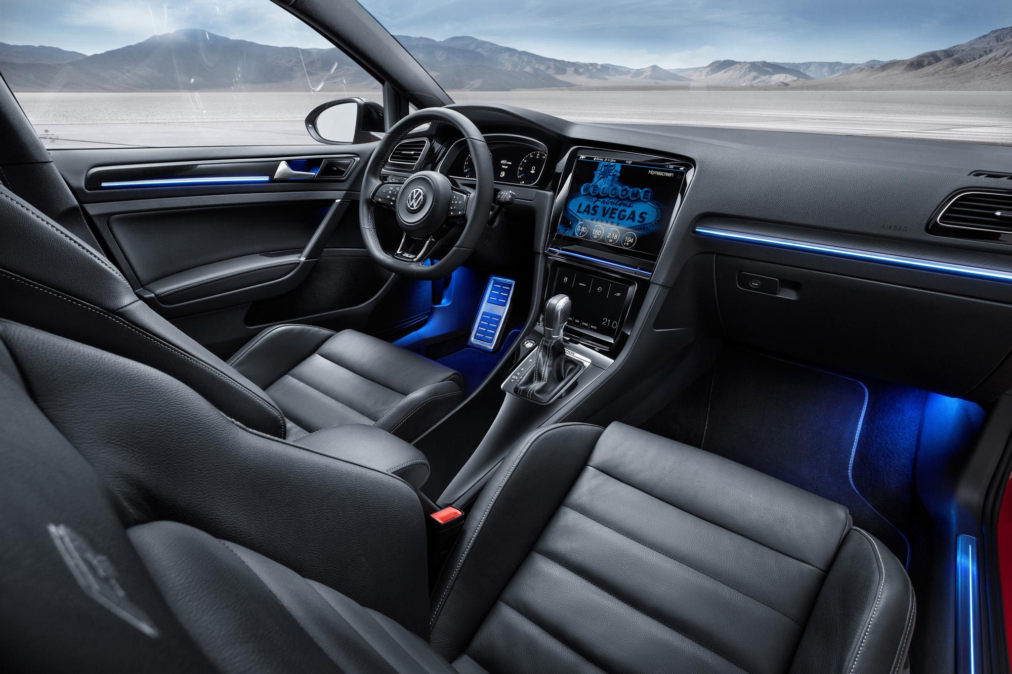 VW Golf 7 R Touch: Gestensteuerung als digitales Tuning
