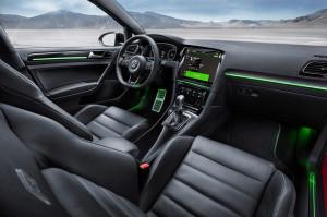 VW Golf 7 R Touch Beleuchtung