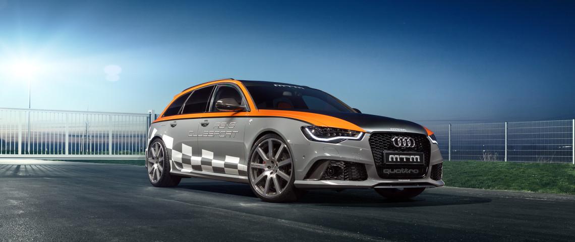 MTM - Motoren Technik Mayer Audi RS6 Clubsport