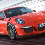 Porsche 911 GT3 RS Coverfoto