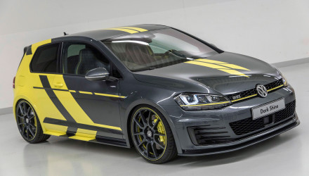 Woerthersee 2015 Golf GTI Dark Shine
