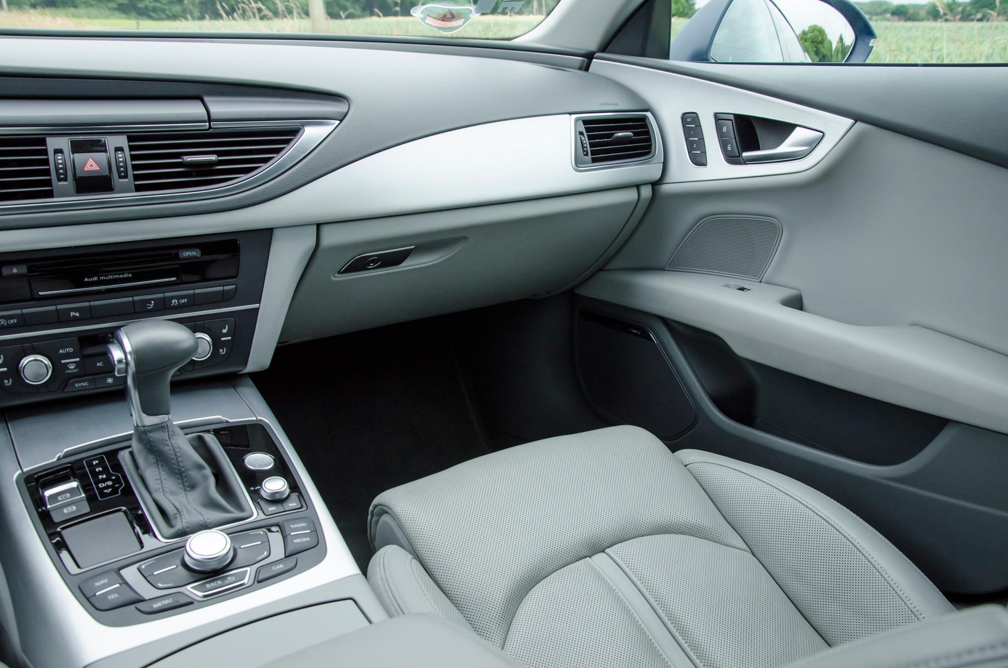 Audi A7 Sportback lowline: Privates Tuningprojekt von Olli