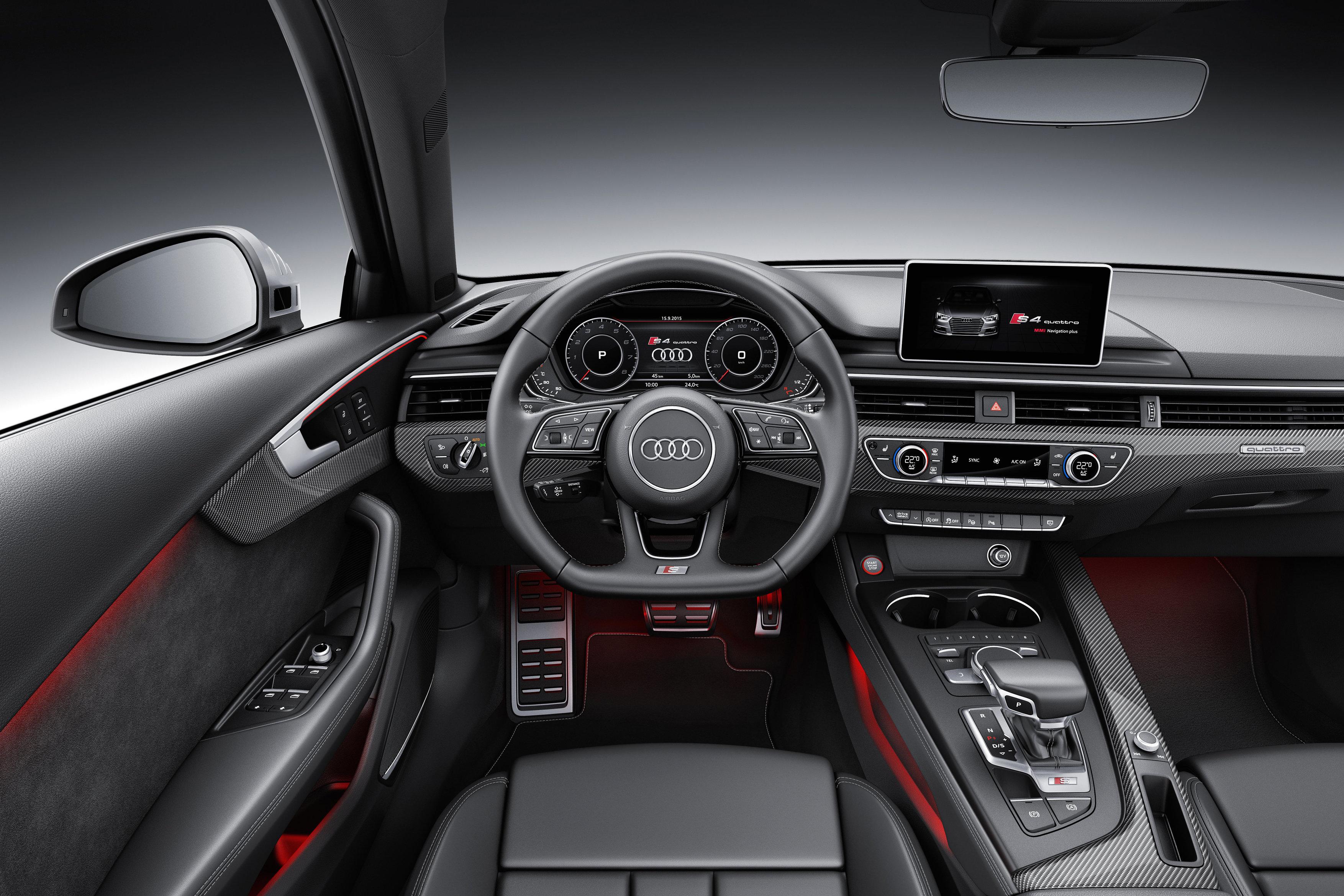 Audi S4 B9 Neuer Quattro Kombi R 228 Umt Die Mittelklasse Auf