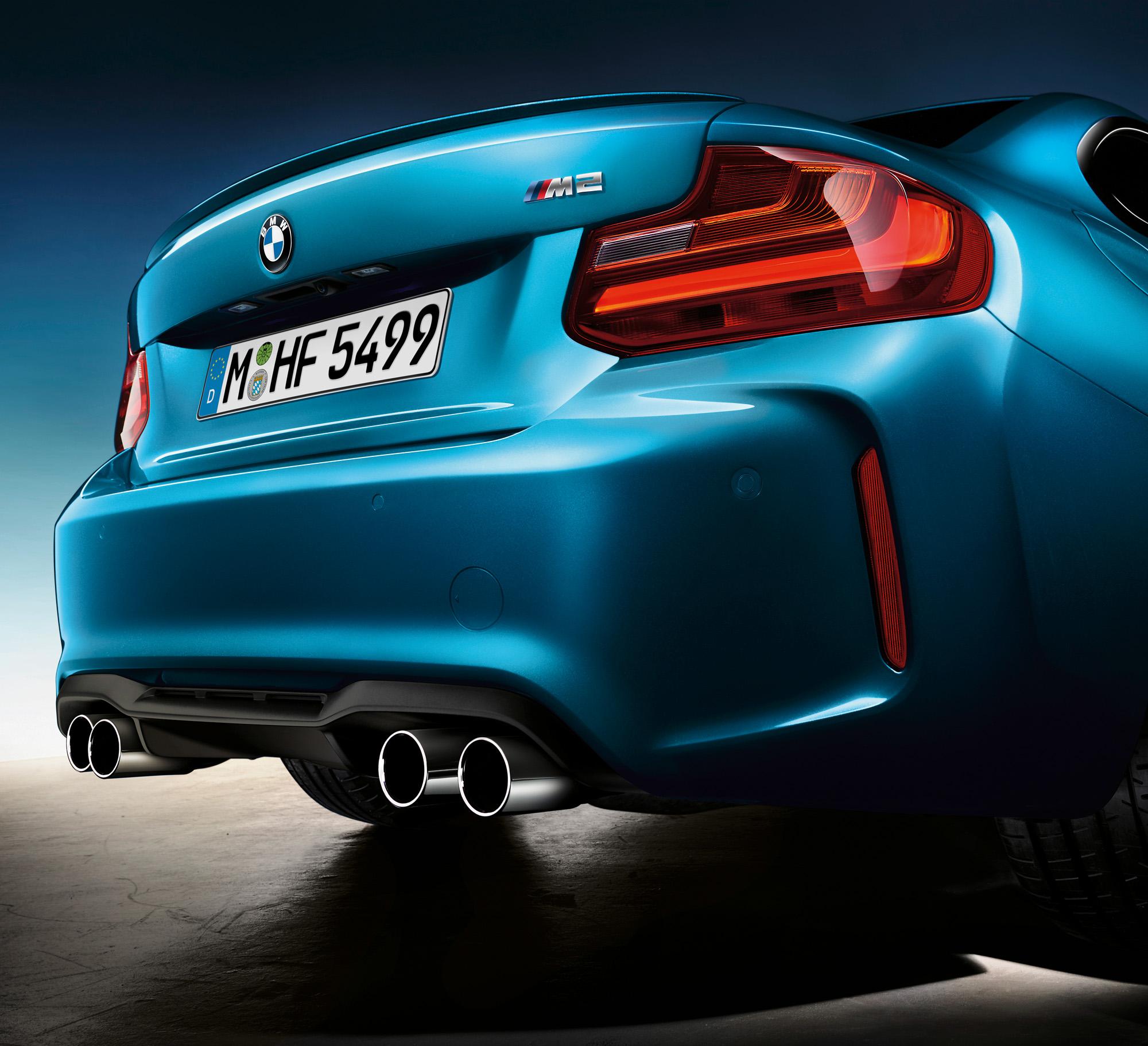 Satter Sound für den BMW M2