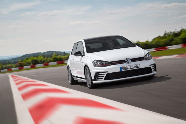 Schnell wenn er will: Der VW Golf 7 GTI Clubsport kommt kurzzeitig auf bis zu 290 PS.