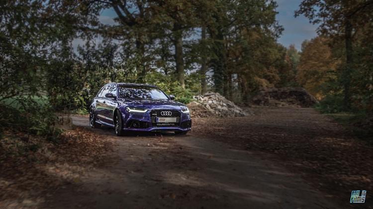 Schnell im Abgang: Der Audi RS 6 von BBM
