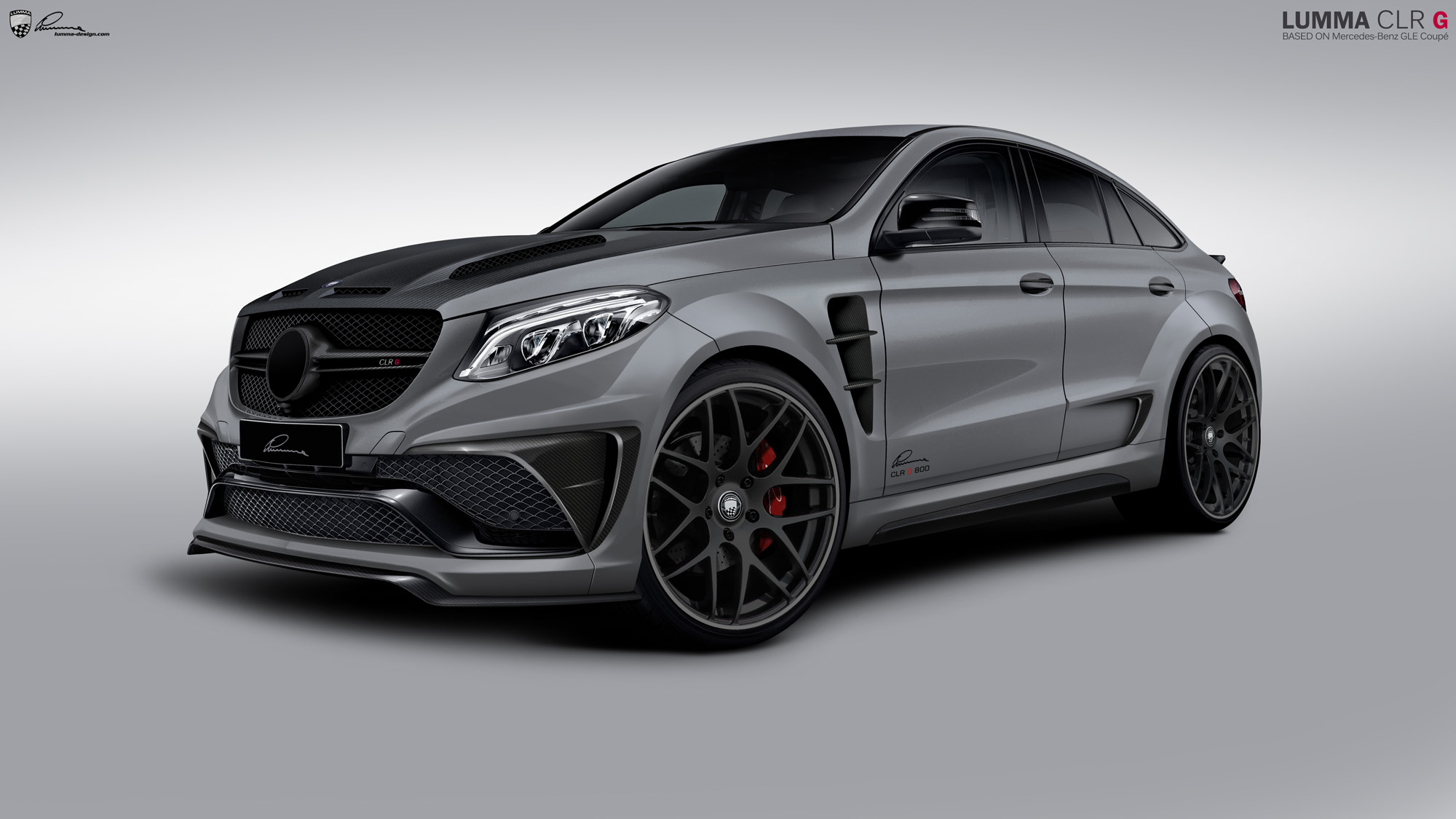 lumma gle 63 s amg bringt 650 ps und widebody ins spiel. Black Bedroom Furniture Sets. Home Design Ideas